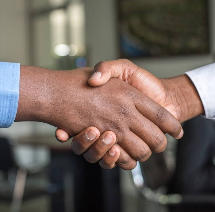 accept an offer to sell your business
