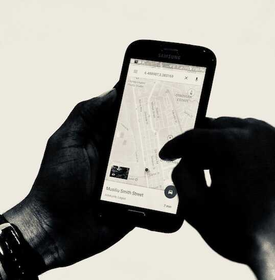 how to buy a business determine location first